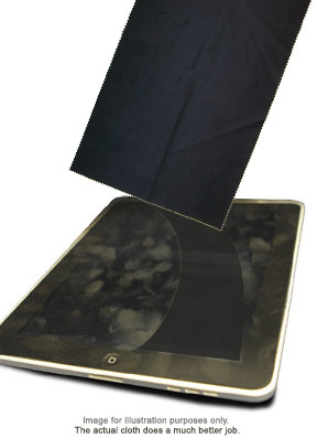 Cleaning Your Tablet Computer