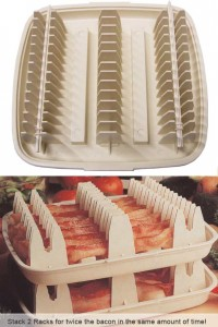Microwave Bacon Cooker