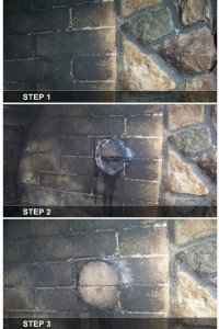 how to clean the inside of your fireplace simply good tips